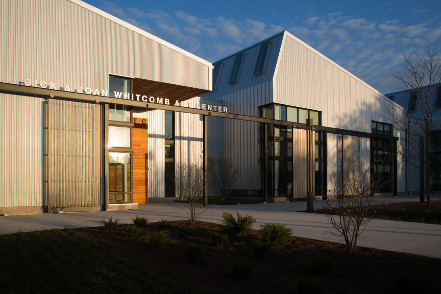 Whitcomb Art Center at Knox College