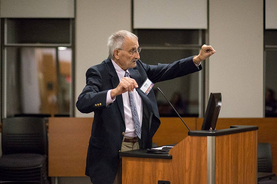 Historian Maury Klein '60 Uses History to Explain Current Events