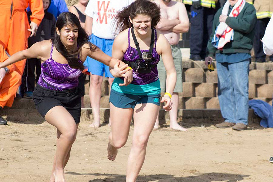 7th Annual Polar Plunge set for Saturday at Oak Mountain