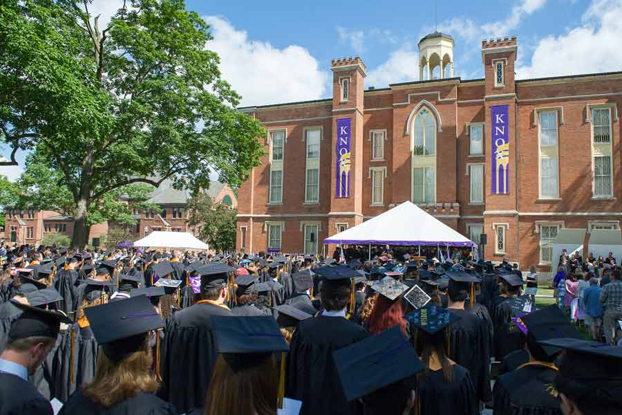 5 Things to Know about Commencement 2017