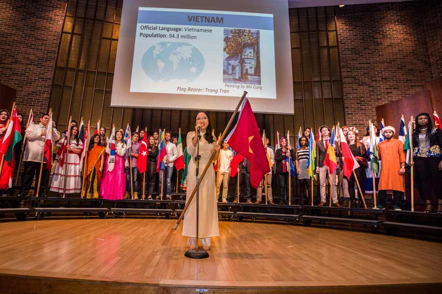 International Fair 2017: Many Cultures, One Community