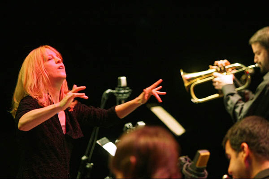 Jerome Mirza Jazz Residency Brings Maria Schneider to Knox Campus