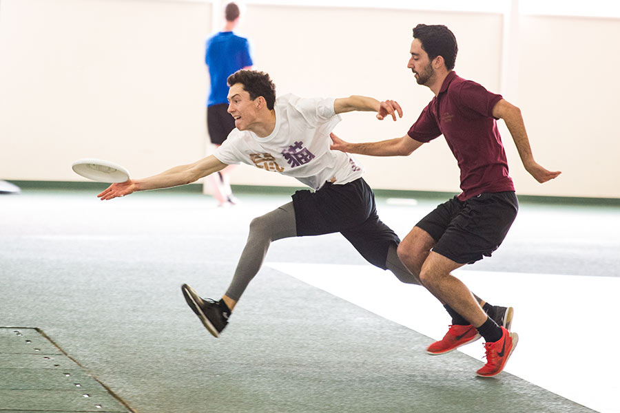 Winter Whiteout Tournament 2017: Ultimate Frisbee Brings Ultimate Friendship