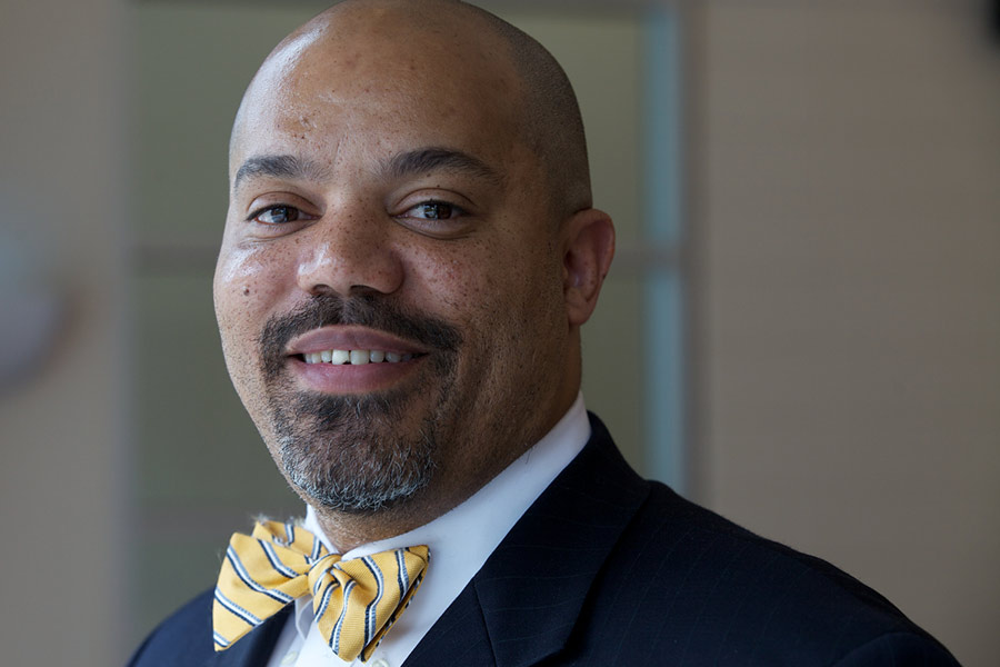 Garikai Campbell, new provost and dean of Knox College
