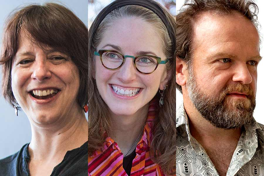three writers included in best american essays college