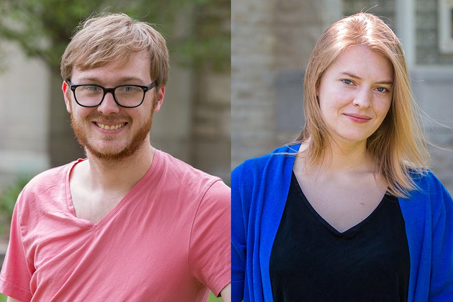 Two Knox Students Selected for Fulbright Awards