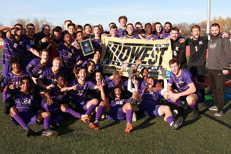 Men's and Women's Soccer Teams Win Conference Tournaments