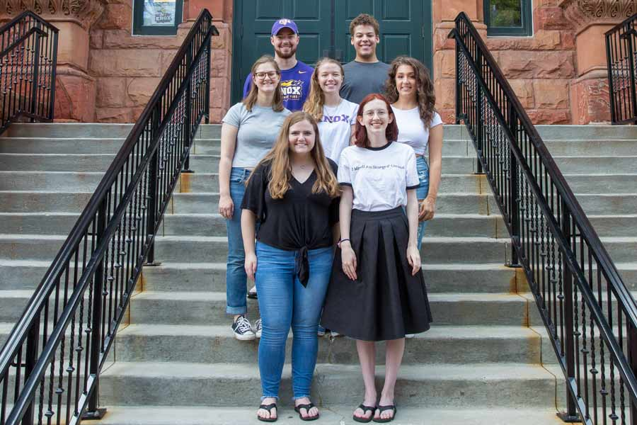 "2019 ""Legacy"" Students Follow Relatives to Knox"