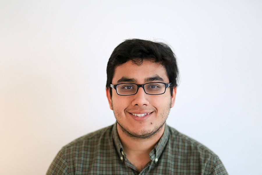 Mohammad is a software engineering intern at NAEIR, and an incoming associate technical consultant at SAS Institute.