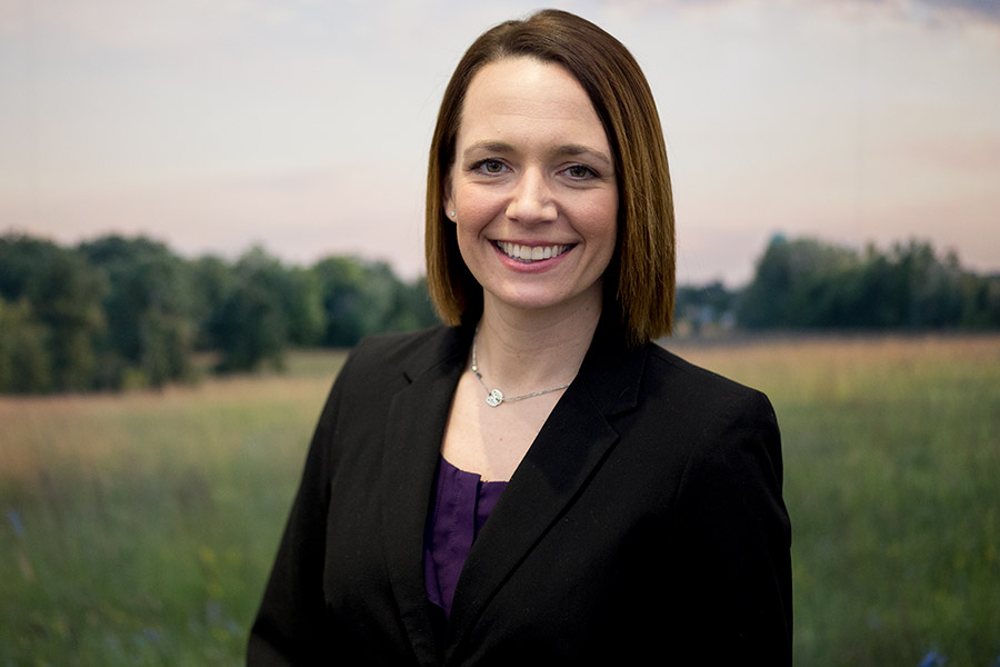 Sara Byrd has been appointed as the senior director of annual giving and alumni engagement.