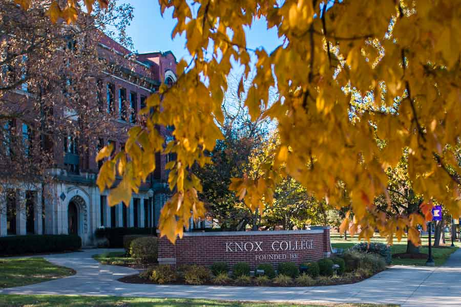 Knox is noted for academics, affordability, and diversity in U.S. News rankings