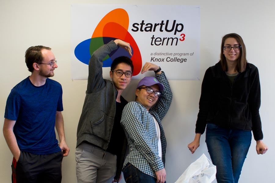 StartUp Term 2019: Students Learn about Entrepreneurship and Teamwork