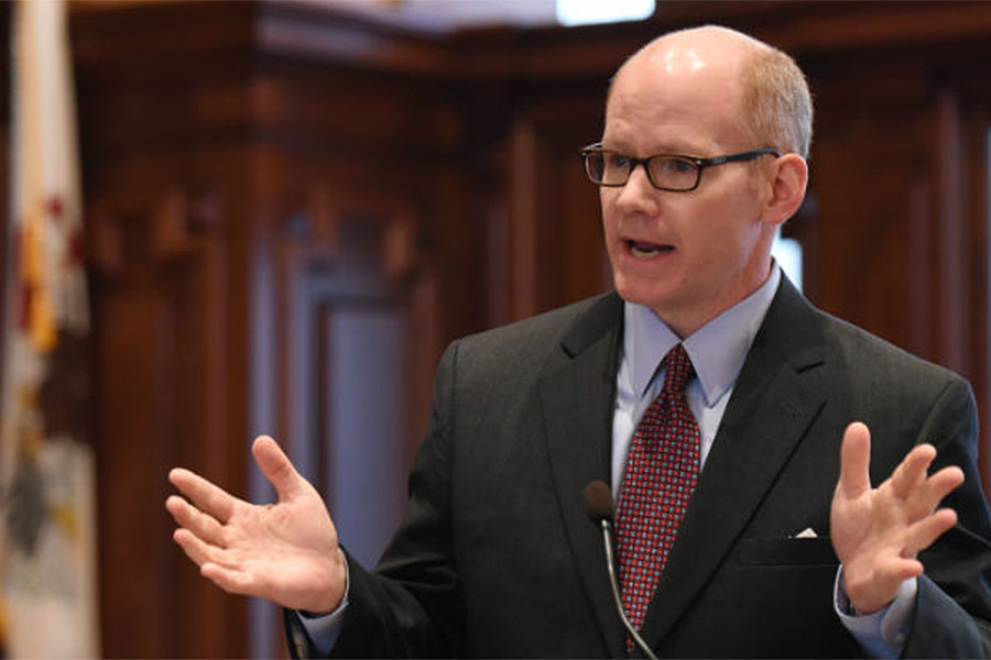 Knox College Alumnus Don Harmon '88 Elected as President of Illinois Senate