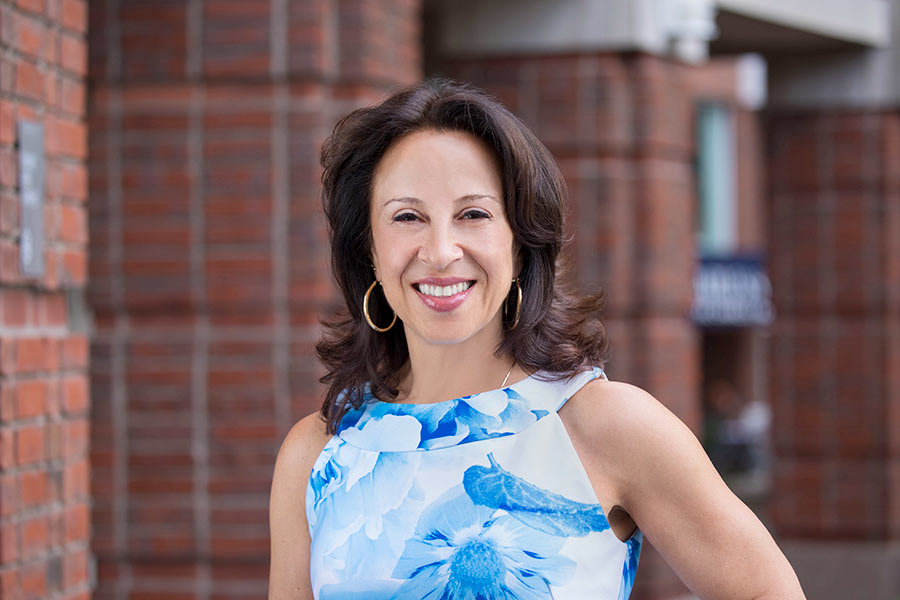 Award-winning journalist Maria Hinojosa to Give 2019 Commencement Address