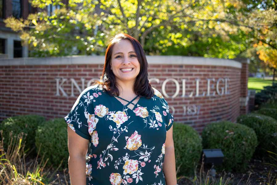 Tianna Cervantez '06 has been named executive director for diversity, equity, and inclusion at Knox College