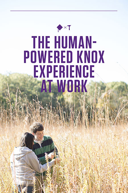 The Human-Powered Knox Experience at Work