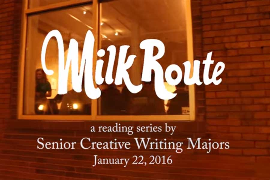 Milk Route 2016 - Carly Taylor